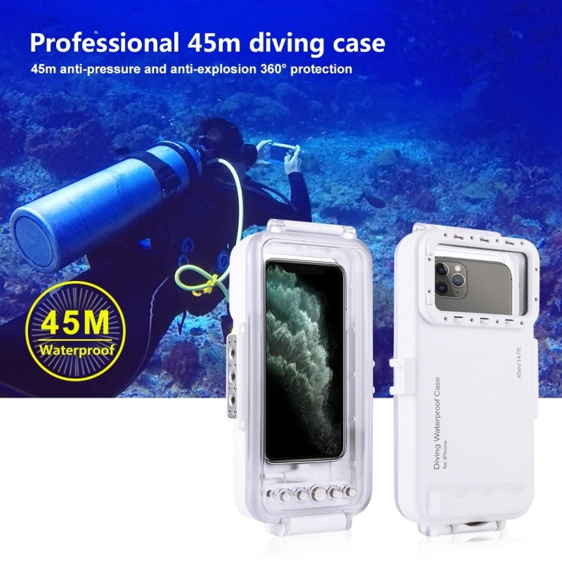 45m-waterproof-diving-housing-photo-video-taking-underwater-cover-case-for-iphone-11-iphone-x-iphone-8-7-iphone-6s