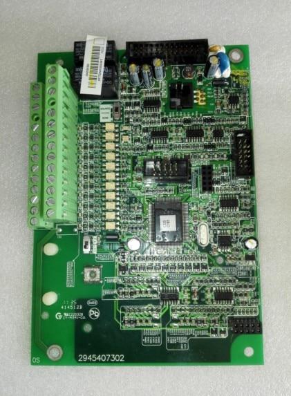 Envío Gratis aplicable para Delta inverter VFD-F serie 110KW 132 160 185KW CPU panel de control de placa base
