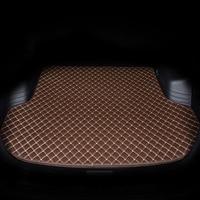 custom Car trunk mat for Volvo All Models s60 s80 c30 s40 v40 v60 XC-Classi v90 xc70 xc60 xc90 s90 car styling 5.0