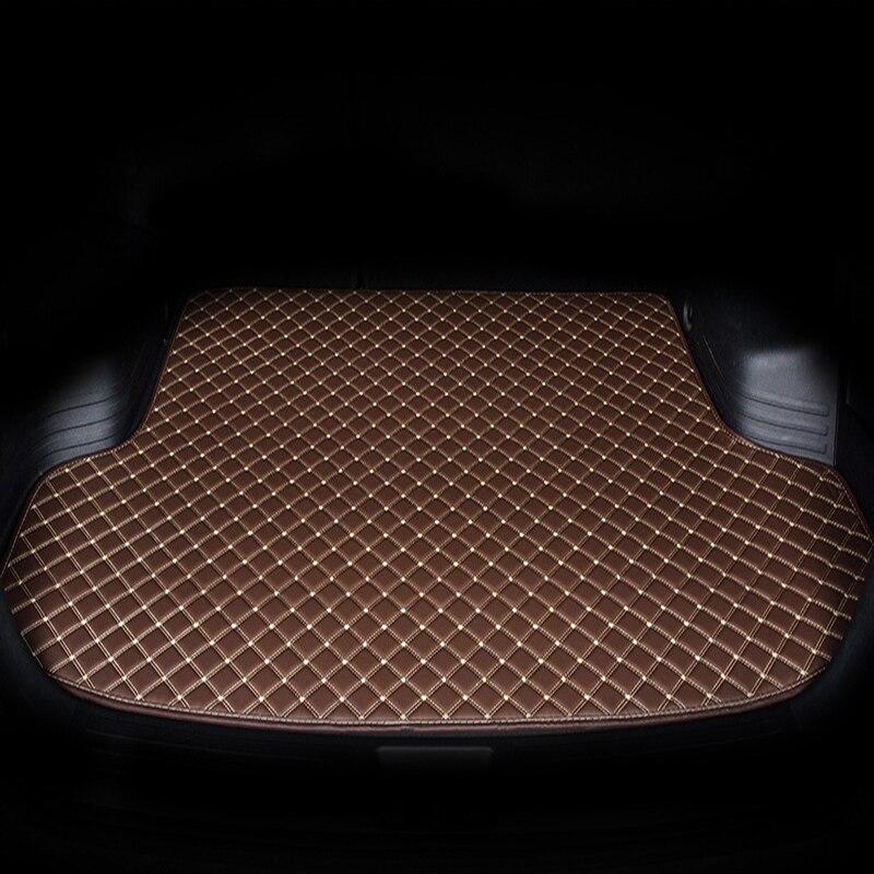 Coche personalizado mat tronco para Volvo todos los modelos s60 s80 c30 s40 v40 v60 XC-Classi v90 xc70 xc60 xc90 s90 estilo de coche 5,0
