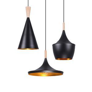 SOLLED Aluminum Pendant  Lamp Ceiling  Lights For Music Restaurant Cafe Bar Decor