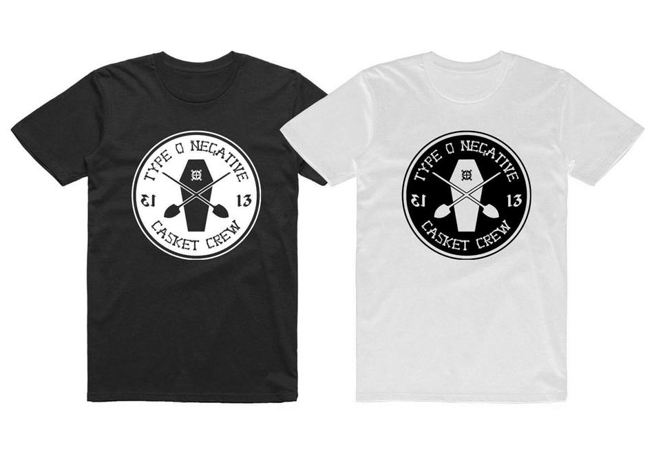 Type O Negative Liberation Of Vinn Rock Band Men'S T-Shirt Tee S-2Xl Large Size Tee Shirt