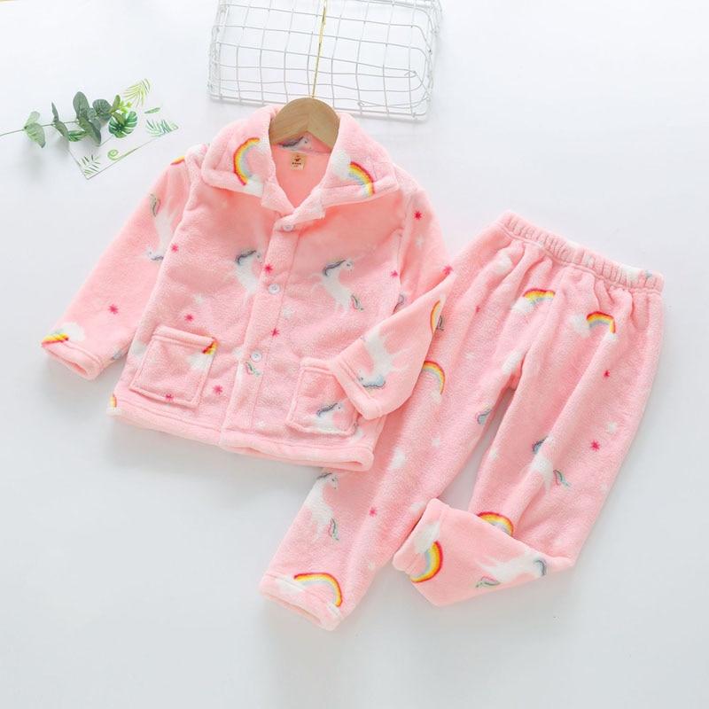 Рождество 2020, осень, новинка, детские пижамы с длинным рукавом и Санта Клаусом, комплект одежды для девочек, Повседневный хлопковый костюм для маленьких мальчиков, модель с принтом|Комплекты пижам| | АлиЭкспресс