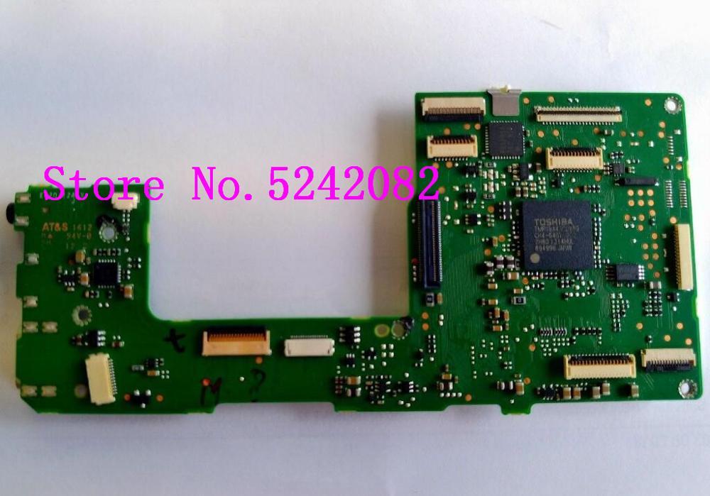 95% nueva placa base 1100D para canon para EOS Rebel T3 placa principal Kiss X50 1100D piezas de reparación