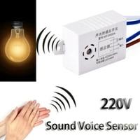 Interrupteur automatique pour maison connectee  220V  detecteur de sons et de voix  accessoires declairage  TXTB1