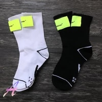 ader error fluorescent color velcro korean niche design high quality cotton sports socks adererror mens womens trendy socks