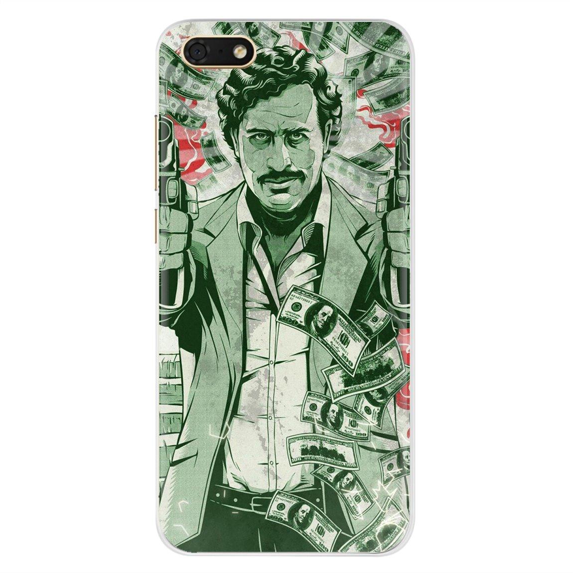 Personalizado caja del teléfono de silicona Pablo Escobar para iPhone 11 Pro 4 4S 5 5S SE 5C 6 6S 7 7 8 X XR XS Plus Max para iPod Touch