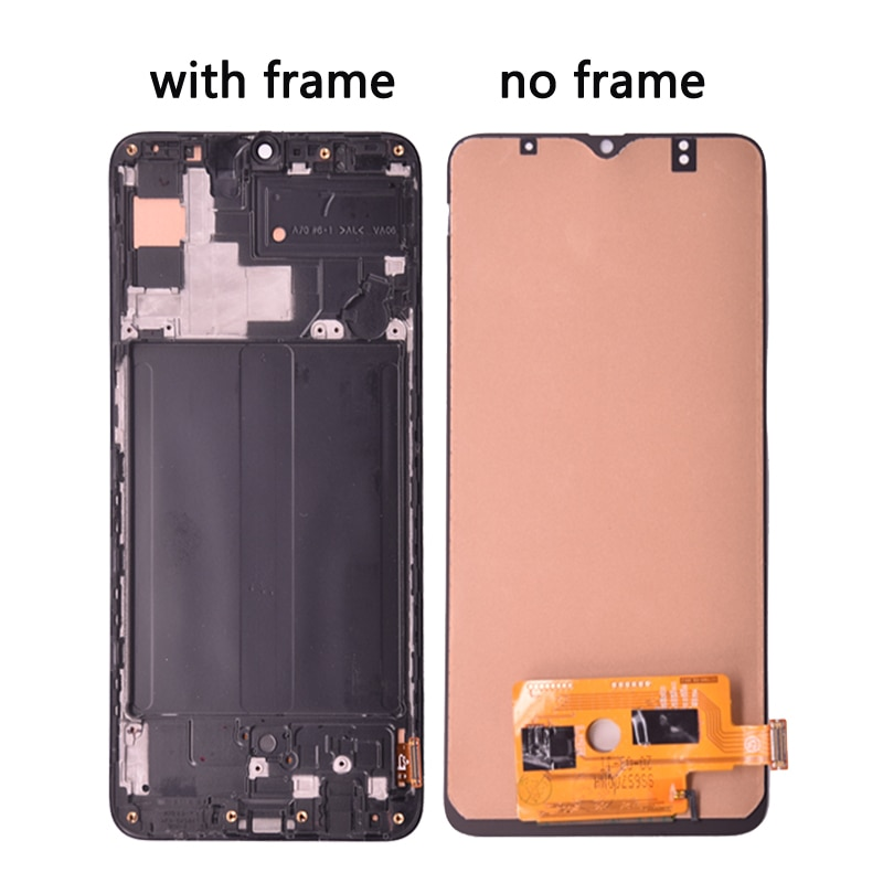 6.7 inches Display For Samsung Galaxy A70 2019 A705 A705F A705DS LCD Display Touch Screen Digitizer Assembly For Samsung A70 lcd enlarge