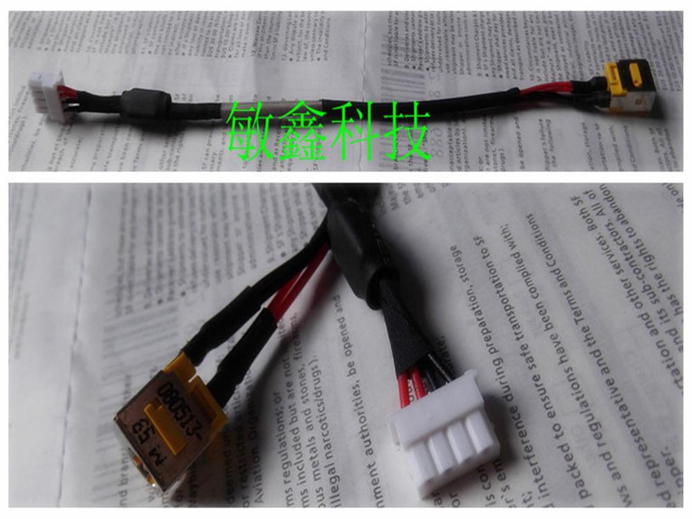Cable de toma de corriente DC para Acer Aspire 6530 6930 6930G...