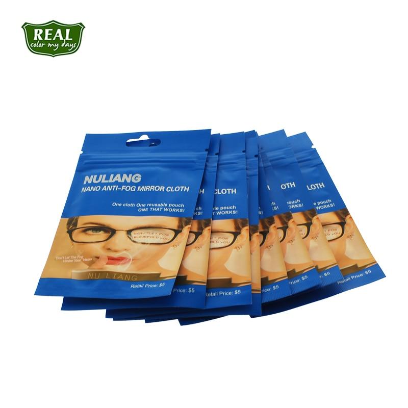 Oem Glasses Cleaner cloth  anti fog glasses lens cloth 10 pcs
