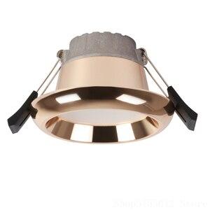Modern Three-color Dimper Ceiling Lamp Living Room Bedroom Bedside LED Ceiling Light Home Decor Industrial Lighting Luminaires