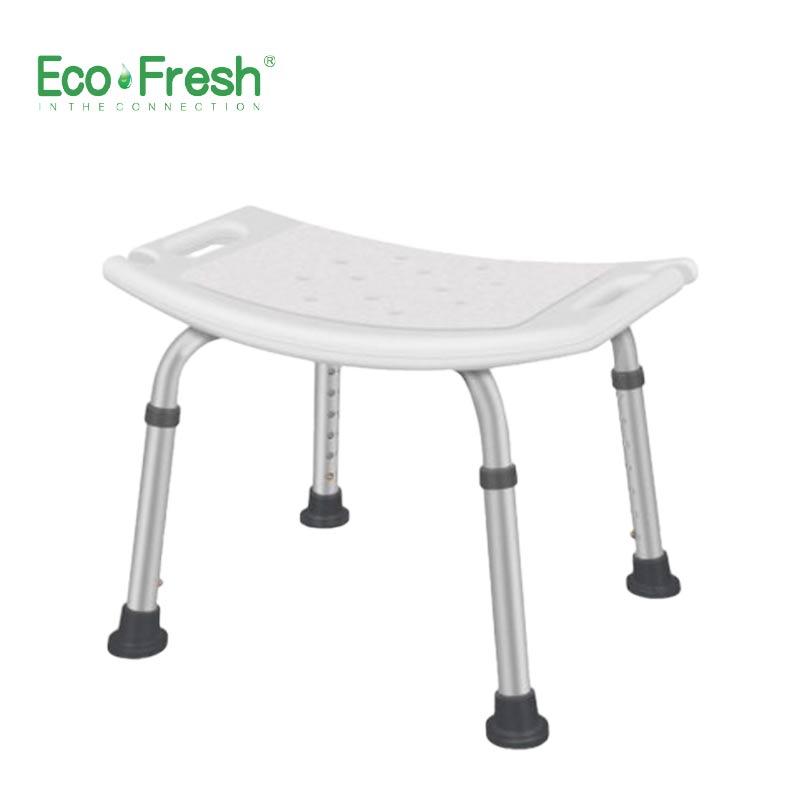 Ecofresh المرحاض البراز الحمام البراز القرفصاء المرحاض القرفصاء المرحاض البراز الحمام المرحاض البراز دش chairs7-heights تعديل