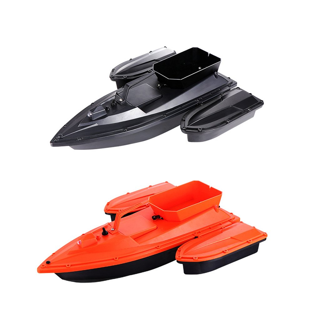 GPS 500M Remote Control RC Fishing Bait Boat Auto Cruise Control 2KG Loading 1 Hoppers GPS RC Nesting Boat With Fish Finder Toys enlarge