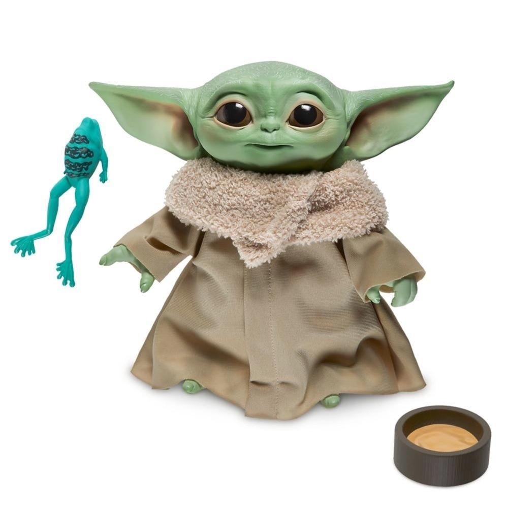 Водонепроницаемый стикер и игрушечный брелок Mandalorian Baby Yoda для детей в подарок
