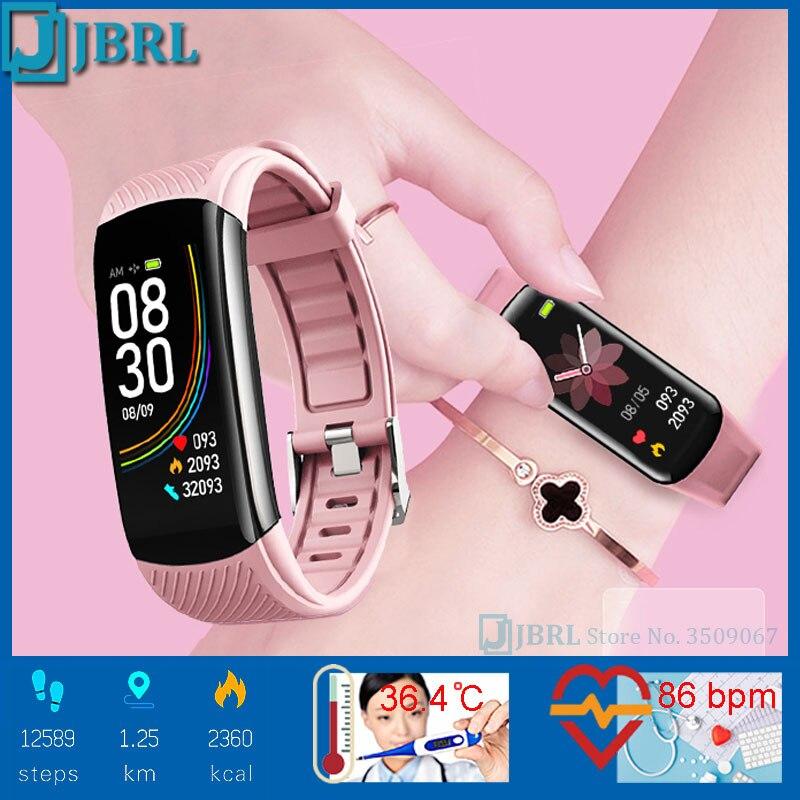Temperature Watch Children Kids Watches For Girls Boys Wrist Watch Child Students Bluetooth Clock El