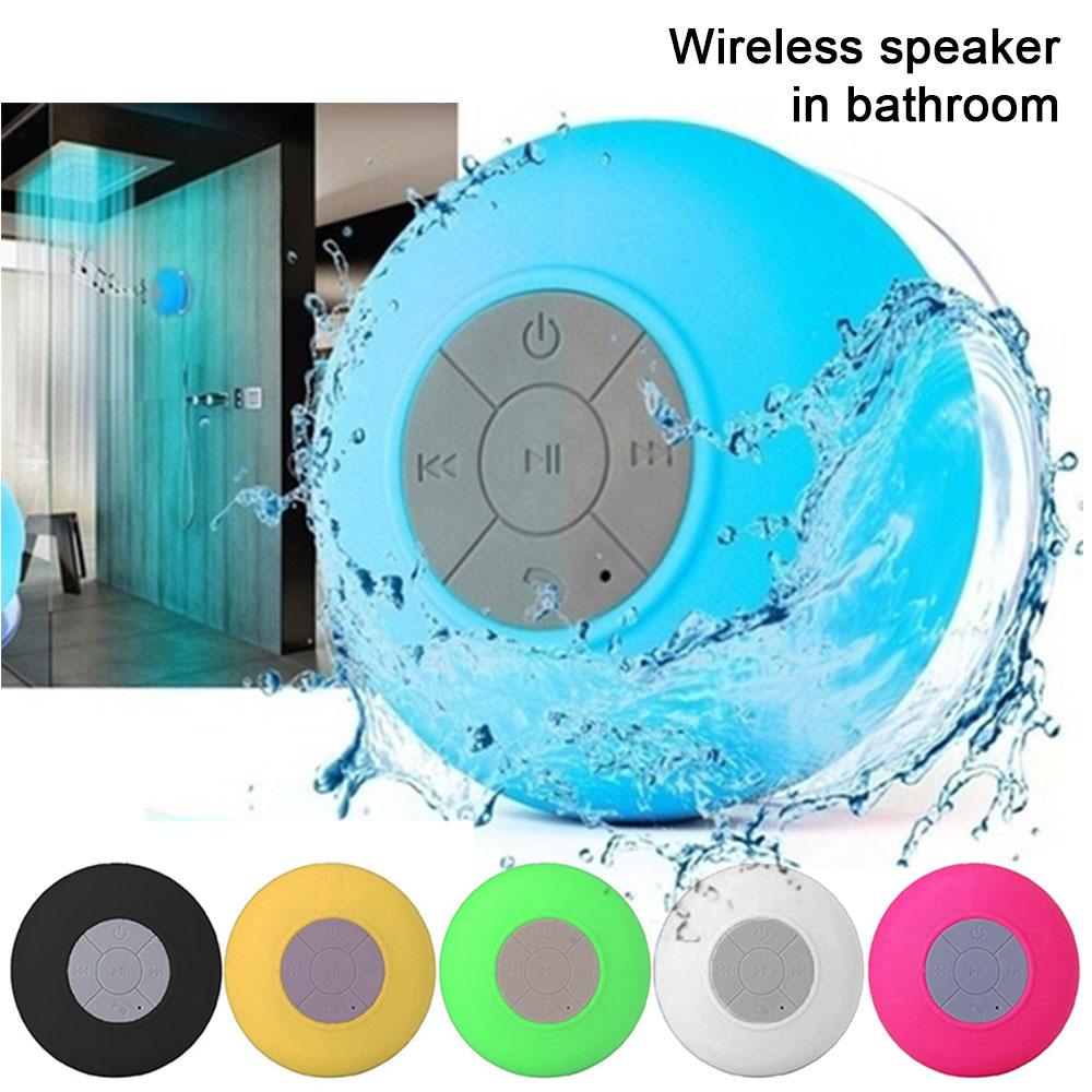 Mini Universa Bluetooth Speaker Portable Waterproof Wireless Hands-Free Speaker Shower Bathroom Swimming Pool Car Beach Outdoor