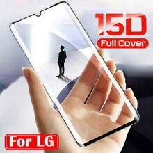 15d verre protecteur pour lg g6 g8 g7 v40 v50 v30 v20 k40 k50 q6 q60 verre protecteur sur g 6 8 7 v 30 20 k 40 50 téléphone film décran