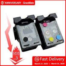 GraceMate 304 304XL Cartouche Rechargeable Compatible pour HP Deskjet 3720 3721 3723 3724 3730 3732 3752 3755 3758 Imprimante