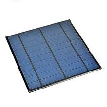SUNYIMA 5V 4.5W Epoxy Zonnepaneel Fotovoltaïsche Panel Polykristallijne Zonnecel Mini Sun Power Energie Module DIY Solar sistem