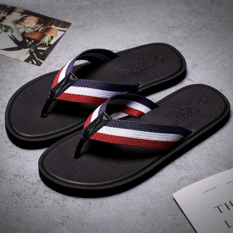 Chanclas de verano para hombre, personalidad exterior, zapatos de playa, zapatillas de verano para exteriores, zapatillas para parejas, sandalias de moda para hombres