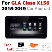 Lecteur multimédia pour Mercedes Benz GLA classe X156   Autoradio, Android GPS, lecteur multimédia 2015 ~ 2019 NTG, Navigation stéréo écran HD, Navi Media