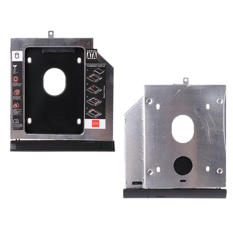 Novo 2nd ssd hhd disco rígido caddy bandeja suporte para lenovo ideapad 320 320c 520 330 330-14/15/17 u1ja