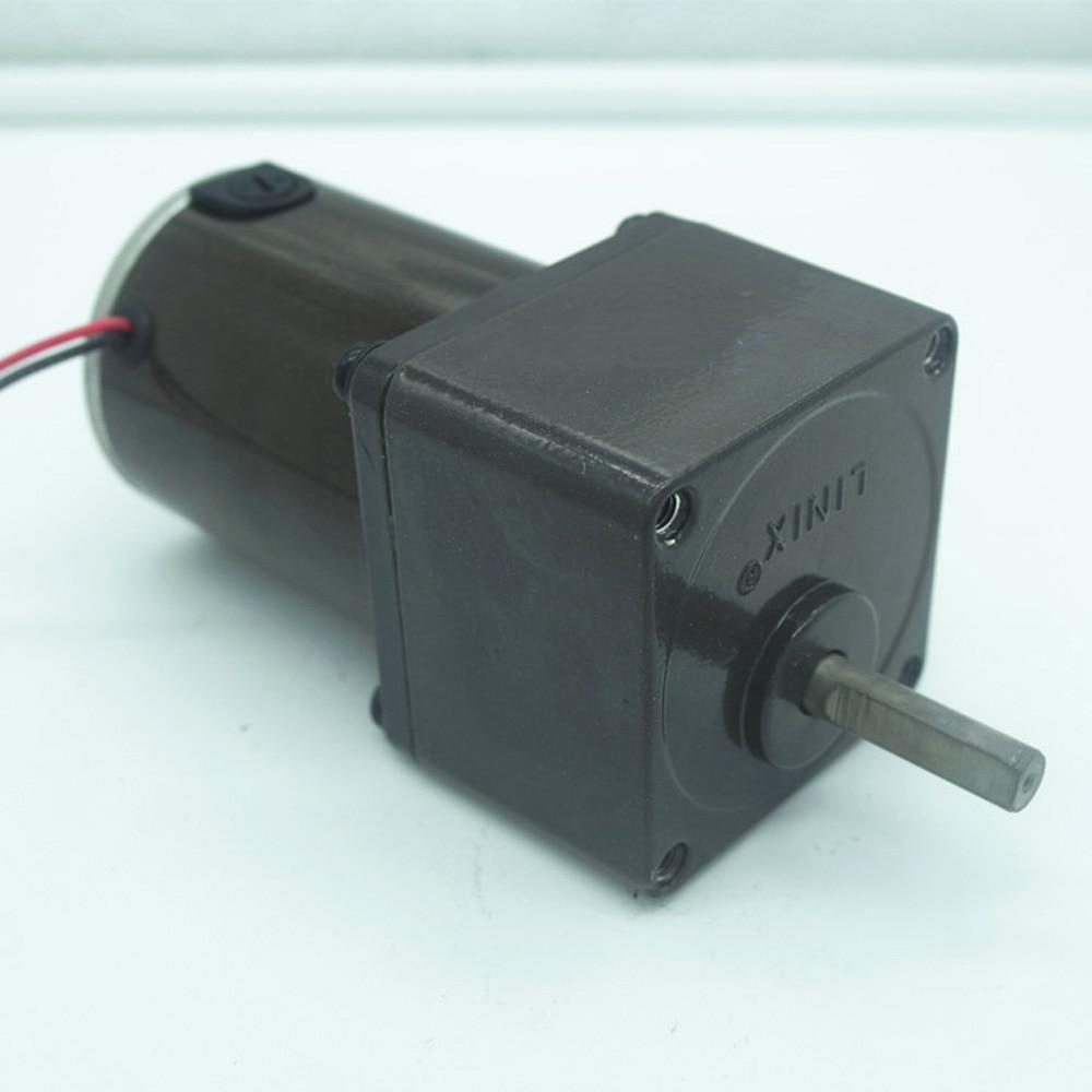 DC motor 55ZY24-25-02 Reduction ratio 60JB50G-250G 8mm Outer shaft diameter Motor 3000 rpm 24V недорого