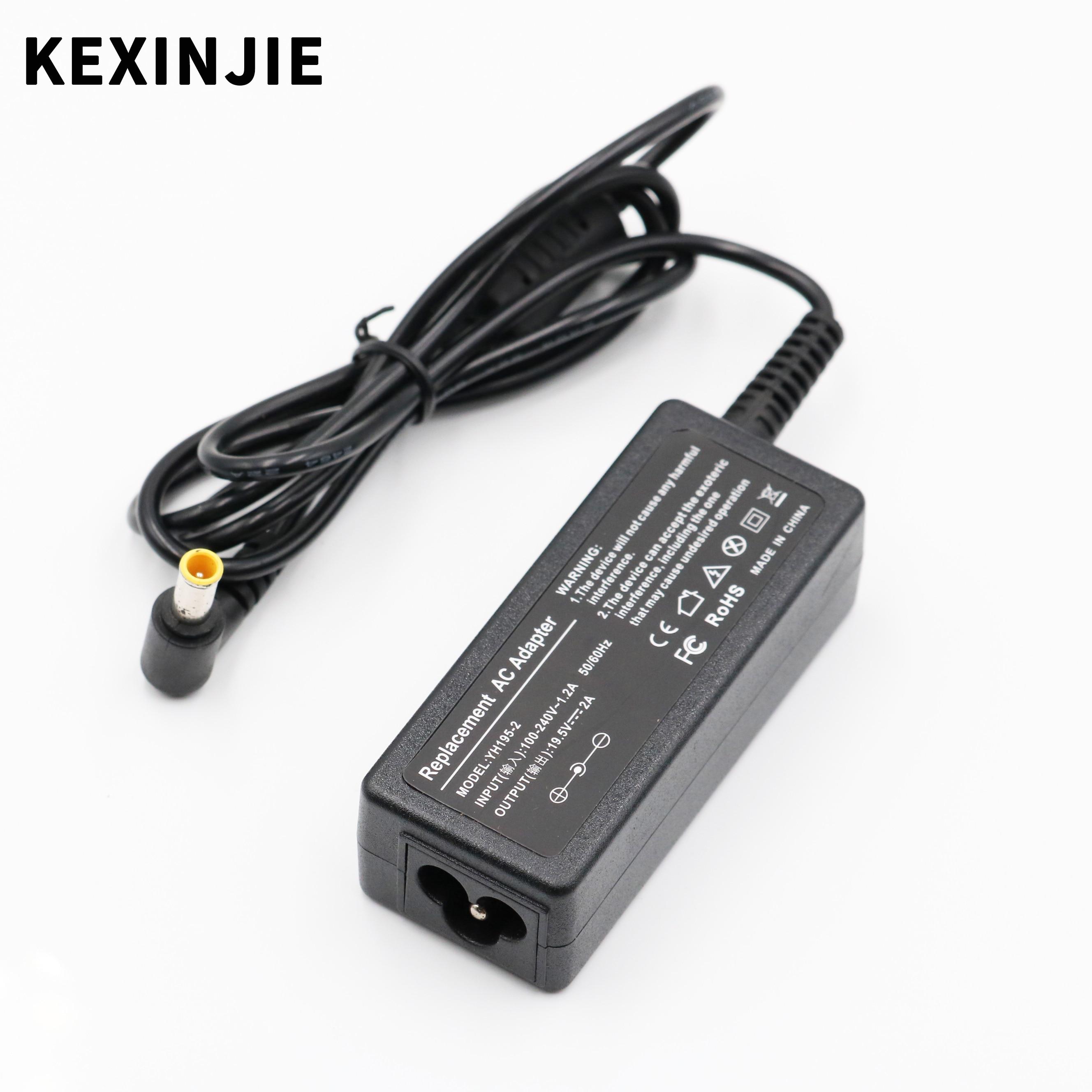 19.5V 2A For Sony VAIO VGP-AC19V39 VGP-AC19V40 VGP-AC19V47 Laptop Netbook Ac Adapter Power Supply Ch