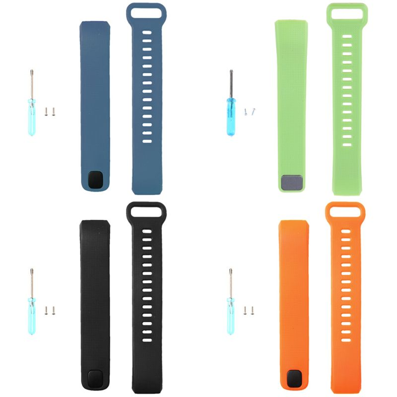 Correa de muñeca de repuesto de silicona para Huawei Band 2/Band 2 pro Smart Watch WXTA