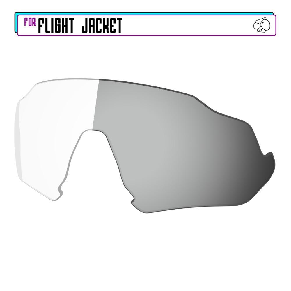 عدسات بديلة مستقطبة EZReplace, عدسات بديلة مستقطبة لنظارات turbine Flight Jacket-Eclipse فوتوكروميك