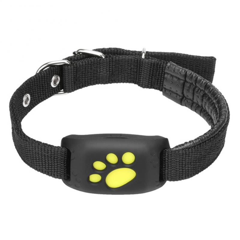 1PC Pet GPS Tracker Dog Cat Collar Water-Resistant GPS Callback Function USB Charging for Universal Dogs Kitten Puppy Accessorie