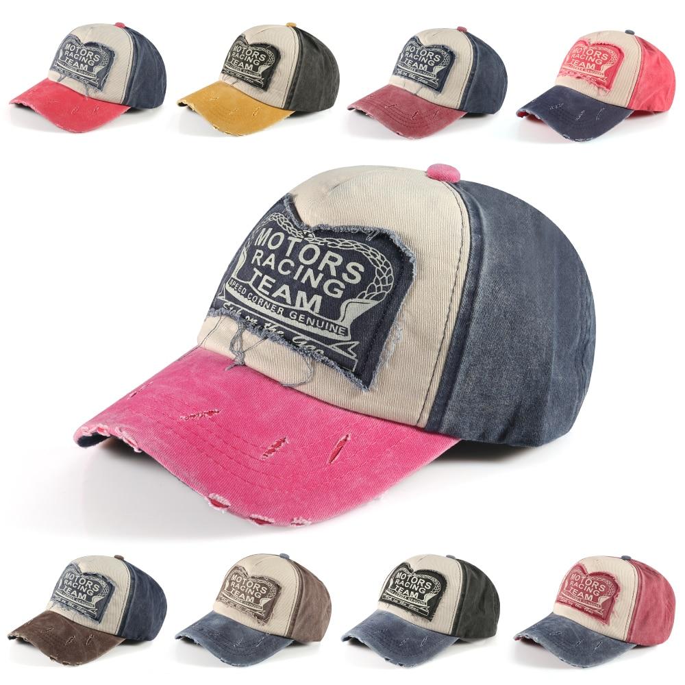 1 шт автомобильных гоночных команд кепки бейсболки в повседневном стиле, мужские кепки для женщин, Снэпбэк кепки, головные уборы для мужчин ...