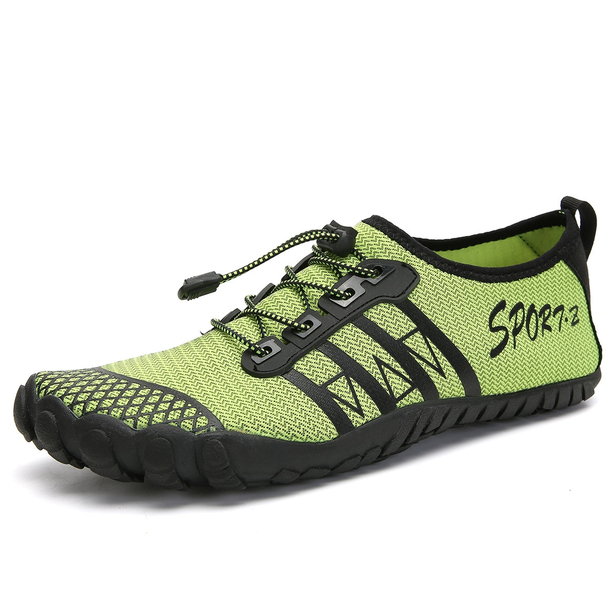 Zapatillas de senderismo profesionales antideslizantes para hombre, calzado deportivo resistente al agua,...
