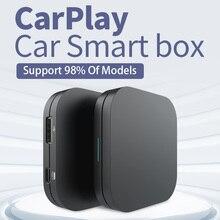JIUYIN Wireless Apple CarPlay for Audi Mercedes Porsche vw Volkswagen Ford Peugeot Toyota Honda Opel