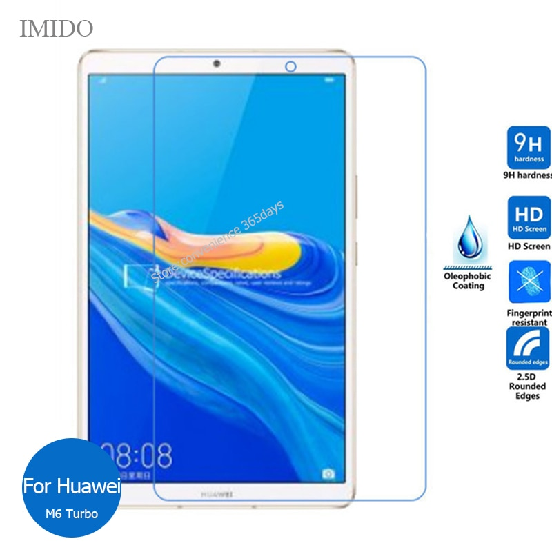 For Huawei Mediapad M6 8.4 Tempered Glass Screen Protector 9h Protective Film On Media pad M6 8 Plus M 6 Turbo VRD-AL10 VRD AL10