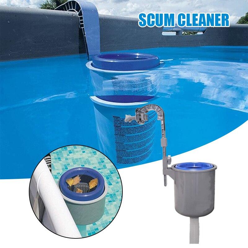 حمام سباحة مقشدة الحائط سطح فاصل بركة سطح العائمة تجمع الحطام الأنظف DFK889