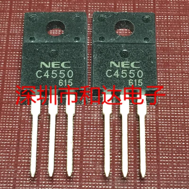 2SC4550 C4550  TO-220F 100V 7A
