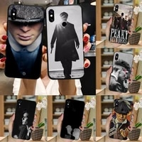 peaky blinders thomas shelby phone case for xiaomi mi redmi note 7 8 9 pro 8t 9t 9s 9a 10 lite pro