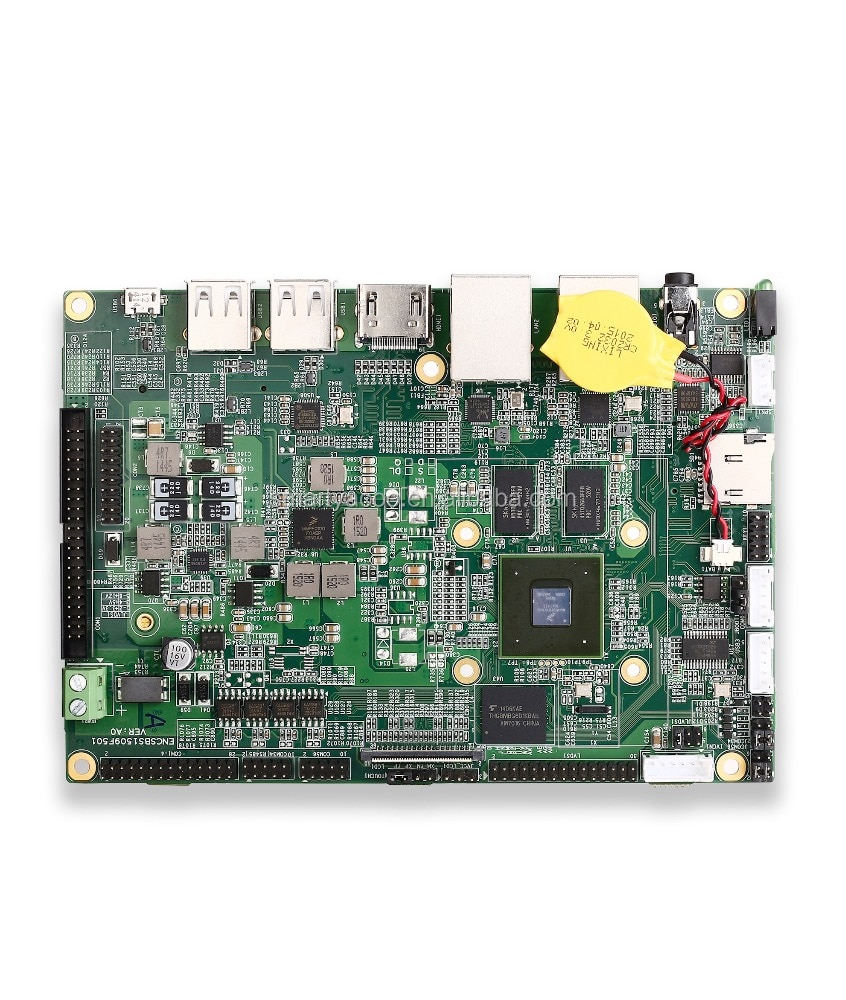 ARM IMX6 Series Single Board Computers ENC-F501 Motherboard