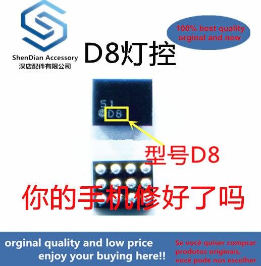 5 unids/lote 100% original nuevo A57t A73 lámpara control IC A83 Y83 y85 y69 r9sk R9m D8 la retroiluminación de la pantalla de móvil ICs