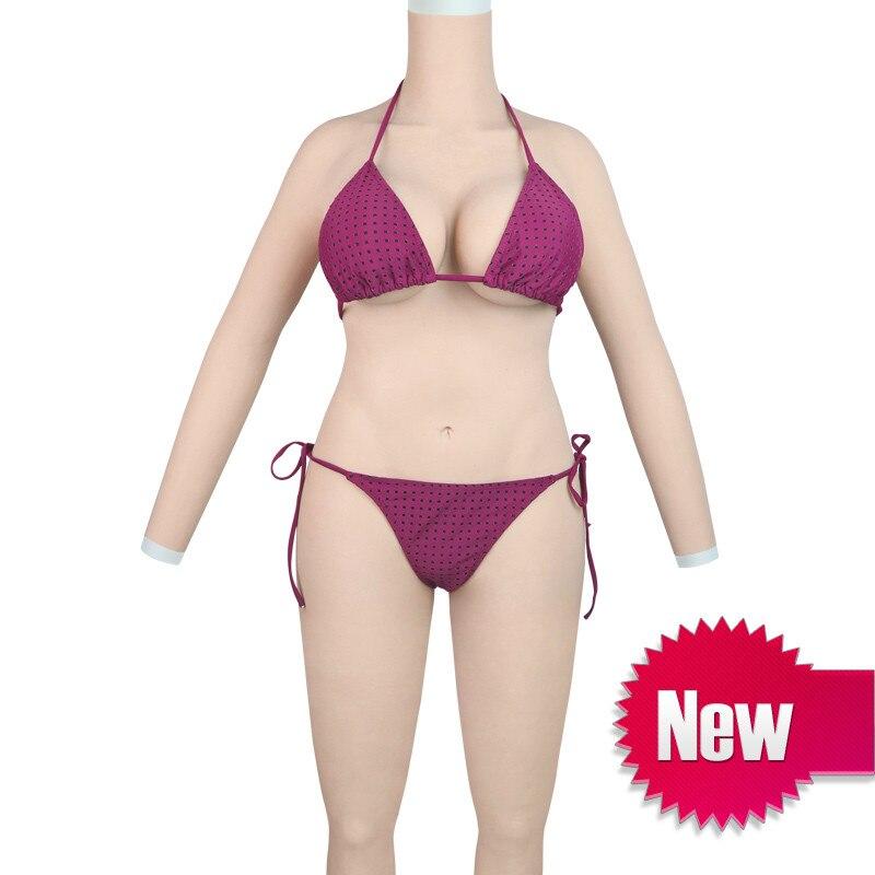 أشكال ثدي سيليكون كروسدرسر ، جسم كامل ، ثدي مزيف من الذكور إلى النساء ، رفع الوركين ، متحولين جنسيا ، أزياء مثيرة
