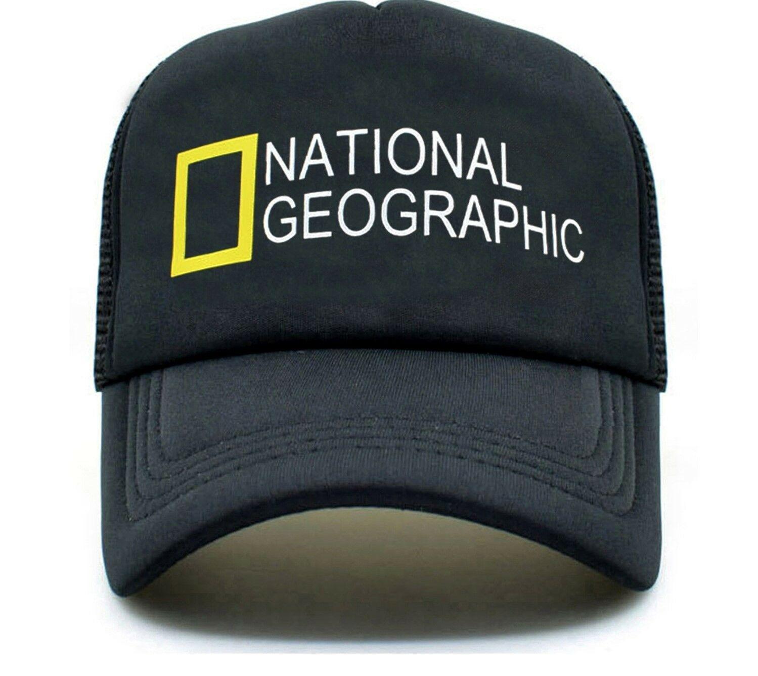 Кепка с принтом ID Кепка-тракер мужская шапка новая летняя Черная кепка s хип-хоп Новинка