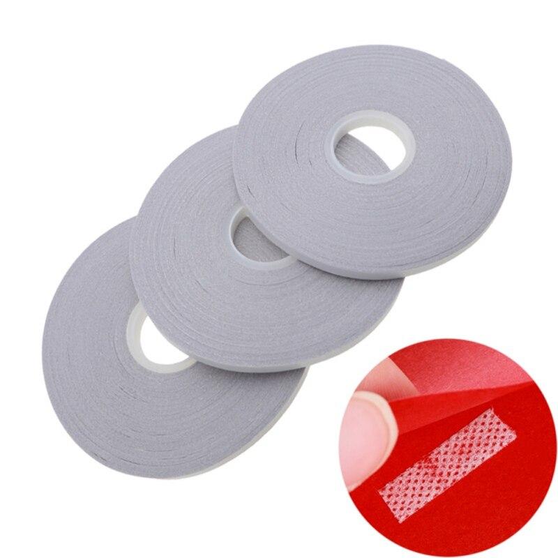 Cinta adhesiva de doble cara Soluble en agua para ambos lados Tira adhesiva accesorio de costura de cinta de tela *