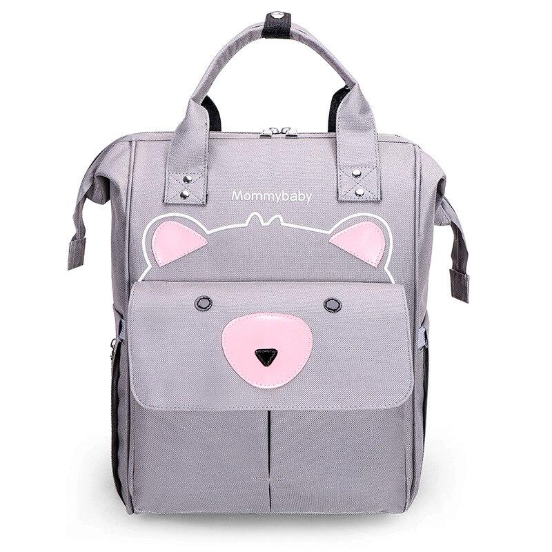 Новая вместительная сумка для мамы, модная сумка на одно плечо для мамы, Портативная сумка для мамы и мамы