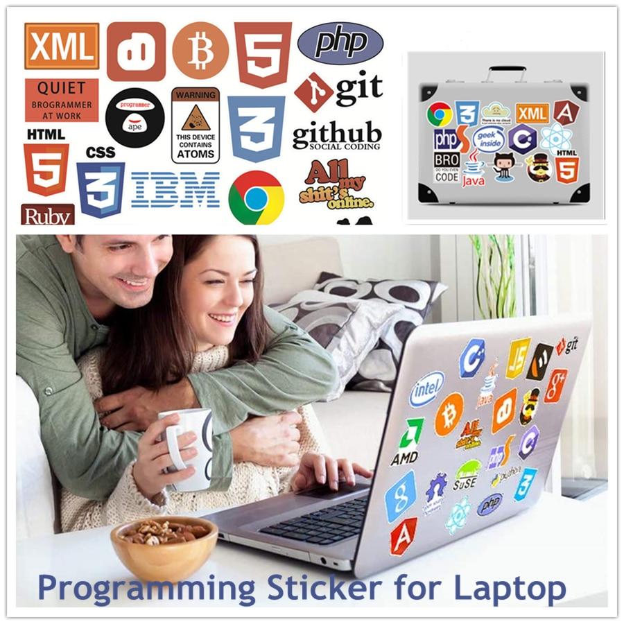 50 шт., наклейки на ноутбук, ноутбук, PS4, Macbook/HP