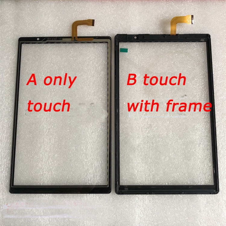 Nueva tableta pc de 10,1 pulgadas para Teclast P10HD 4G / Teclast P10, panel de cristal para pantalla táctil, Angs-ctp-101350A de reemplazo del sensor
