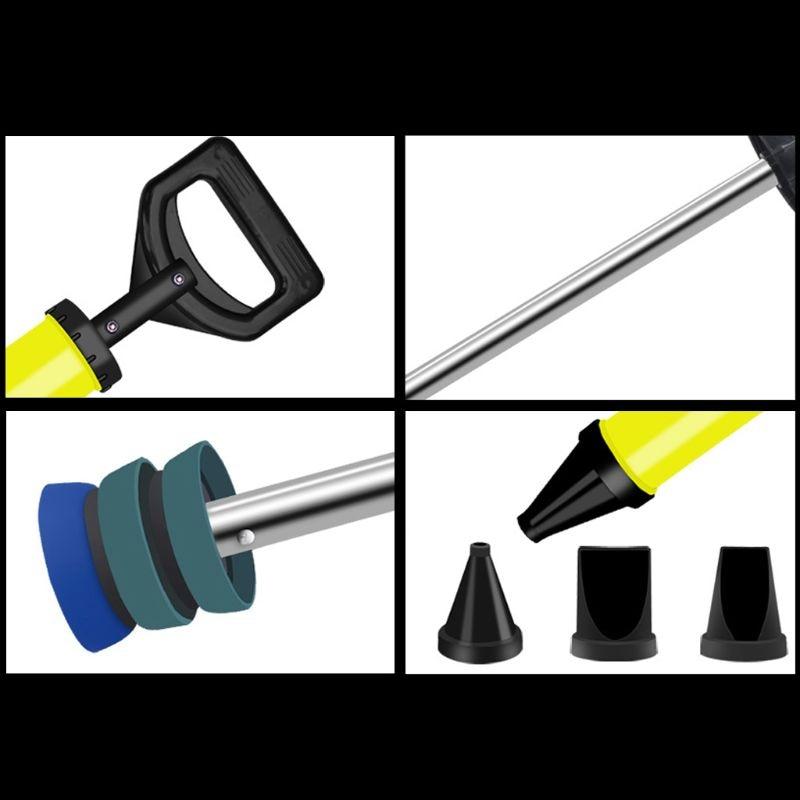 Pistolet do doszczelniania Pompa do wapna cementowego Zaprawa do - Narzędzia budowlane - Zdjęcie 4