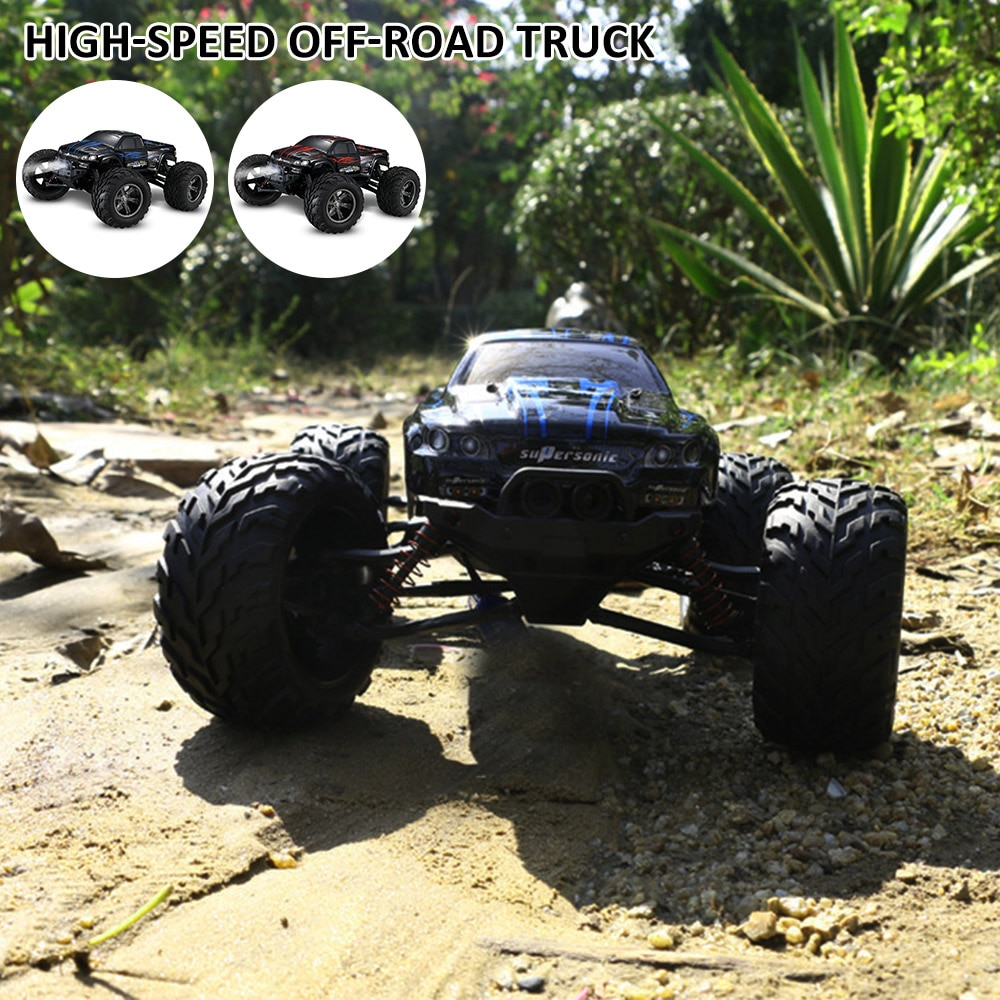 2.4Ghz RC Monster Trucks Cars 1:12 Scale Desert Crawler Car with 1500mAh Rechargeable Battery Racing Car Hobby Vehicles Toys enlarge