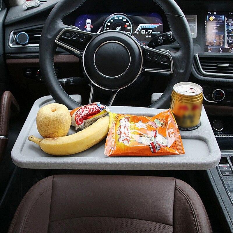 حامل كمبيوتر محمول عالمي للسيارة ، حامل كمبيوتر محمول مع عجلة قيادة ، أرفف طاولة ، حامل مشروبات ، قطع ، ملحقات سيارة داخلية