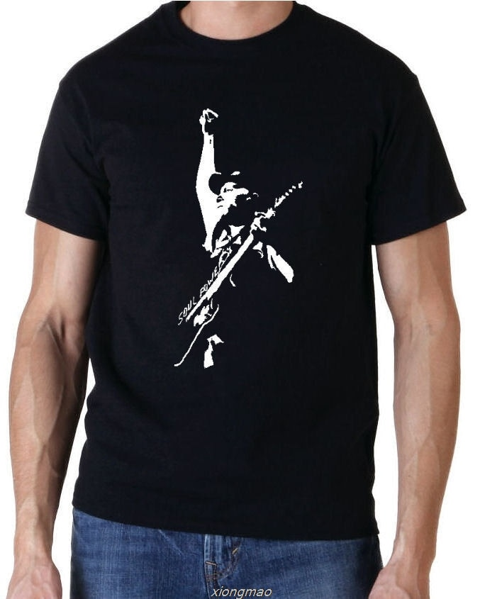 Tom Morello  Rock Music T Shirt